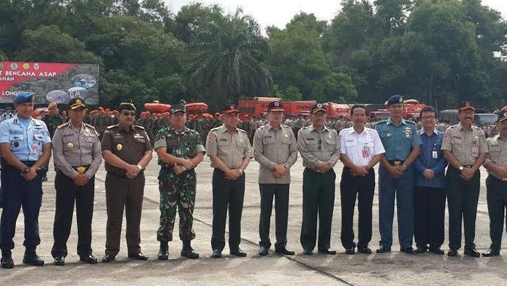 Siaga Kebakaran Hutan Usai, Kini Riau Bersiap Hadapi Banjir dan Longsor