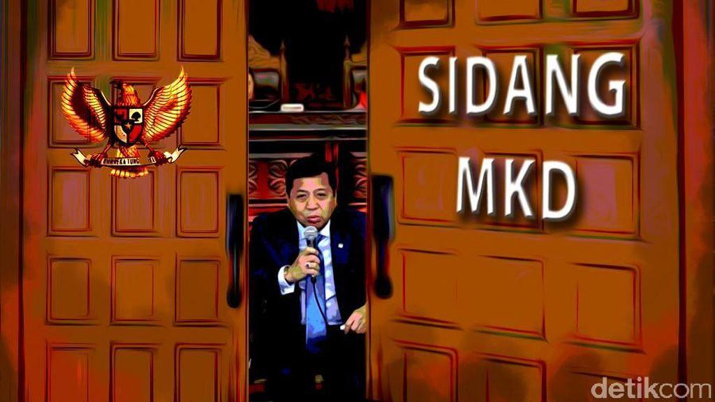 Junimart: Di Sidang Novanto Ada yang Minta Kasus Dihentikan, Kami Tentang!
