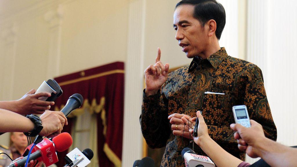 Jokowi: Pemerintah Tak Memihak ke Pasangan Manapun, Termasuk di Pilgub DKI