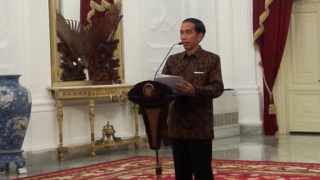 Jokowi Imbau Pilkada Tertib: Menang Jangan Jemawa, Kalah Jangan Ngamuk