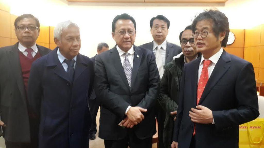 Korsel Berharap Presiden Jokowi Datang dalam Kunjungan Kenegaraan Resmi