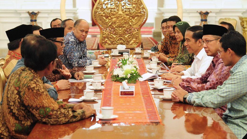 ICMI Terkesan dengan Sikap Jokowi Saat Marah Namanya Dicatut