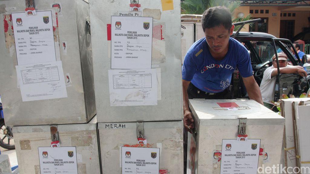 Pokjanas PPDK: Pilkada di Ternate Terancam Ditunda