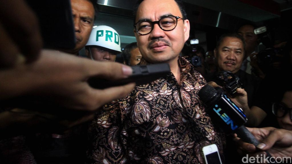 Menteri ESDM Sudirman Said Datangi KPK Bahas Koordinasi Dua Lembaga