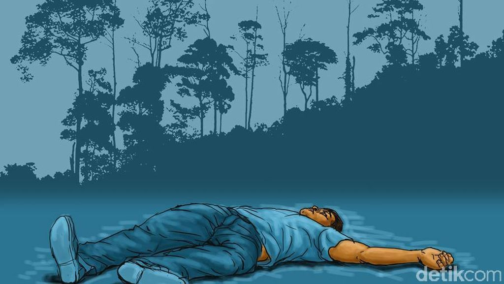 Ada Penemuan Mayat Laki-laki di Halte Kompleks Bea Cukai Pondok Bambu