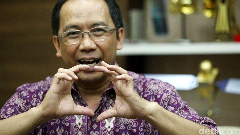 Kepala Lapan: Tak Mungkin Bola Menyala di Jakarta Utara Itu UFO
