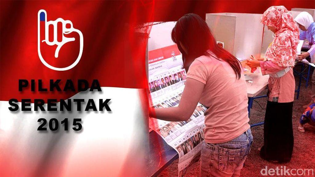 Quick Count Indo Barometer: Risma Menang Telak di Surabaya
