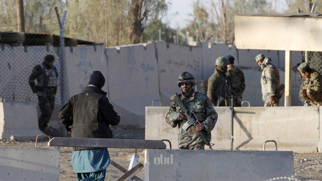 Kantor Konsulat India di Afghanistan Diserang