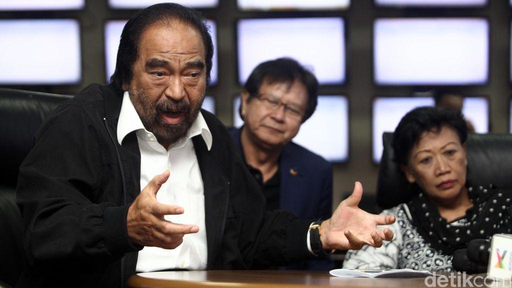 NasDem akan Ikuti Sikap Pemerintah Soal Revisi UU KPK