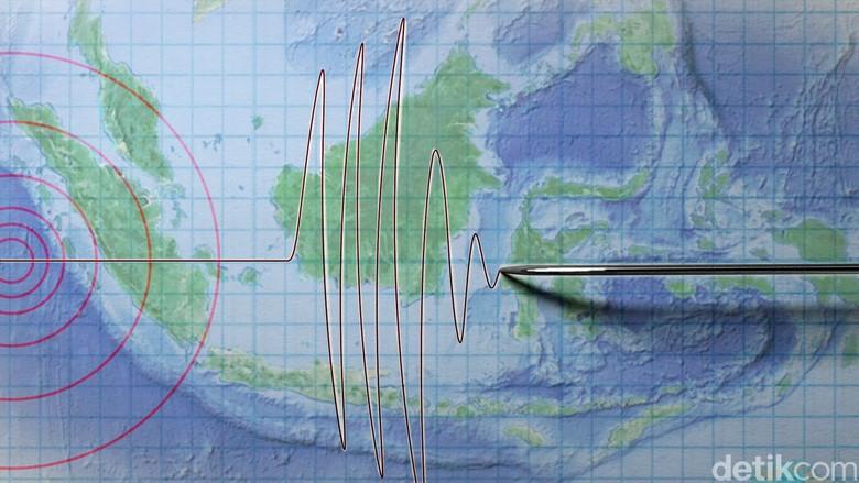 Ini Analisis BMKG Soal Gempa 6,5 SR di Sumbar