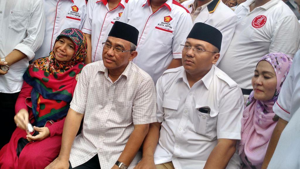 Wali Kota Depok Janji Perbaiki Jalan Tanah Baru yang Mengerikan