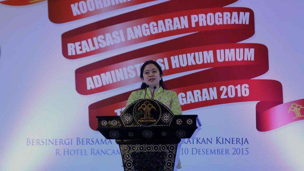 Puan Maharani: Wisma Atlet Asian Games akan Segera Dibangun