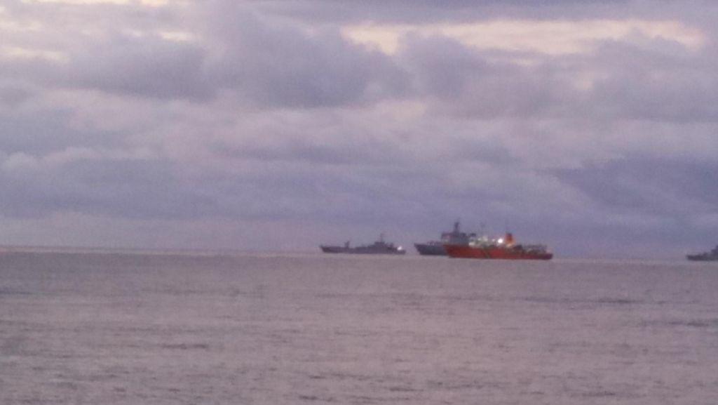 Kapal Perang AS Berlayar Dekat Pulau yang Diklaim China di Laut China Selatan