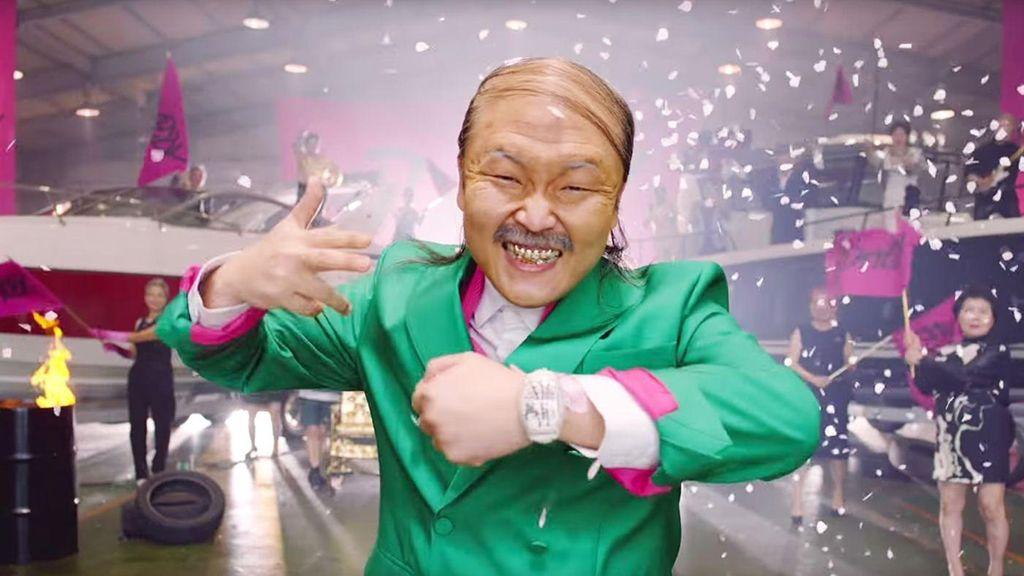 Kegilaan Gangnam Style yang Masih Sama di Album Baru Psy