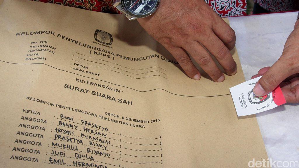 Anggaran Pilgub Jabar 2018 Capai Rp 3 Triliun, Pemprov Minta KPU Hitung Ulang