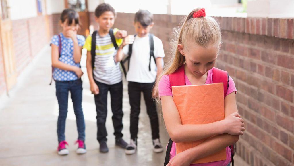 Darurat Bullying di Sekolah, Sore ini KPAI Rapat Bareng Jokowi Cegah Bullying