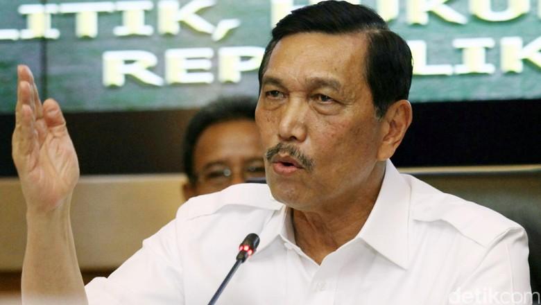 Menko Luhut Puji Kesigapan Polri dan TNI Tangani Serangan Teroris di Thamrin