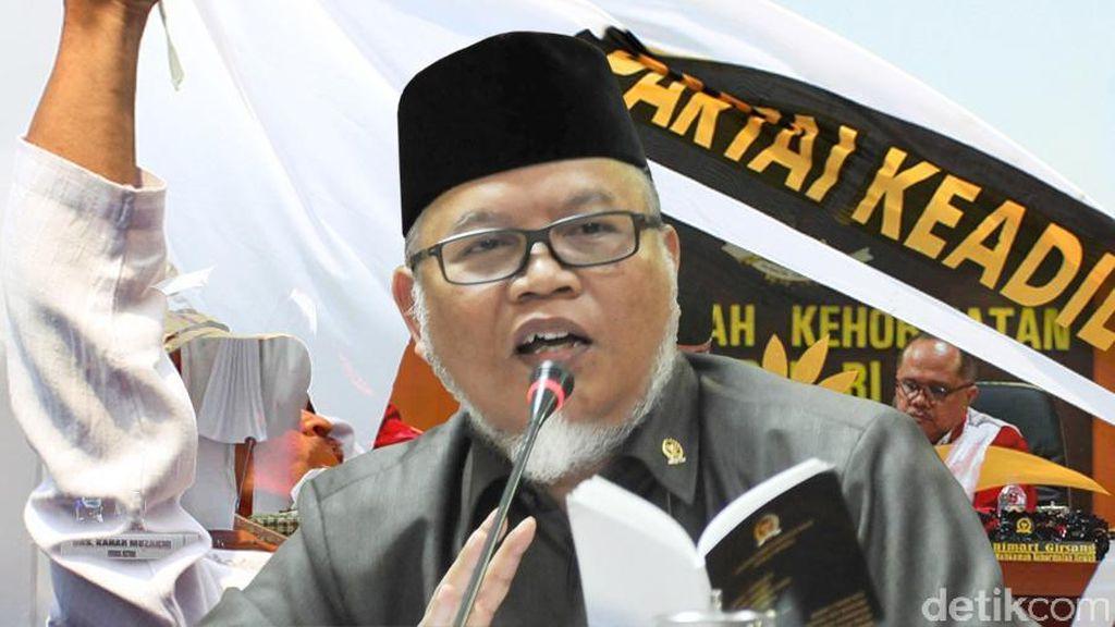 Ketua MKD Tak Akan Ikut Verifikasi Laporan Fahri Terhadap 3 Elite PKS