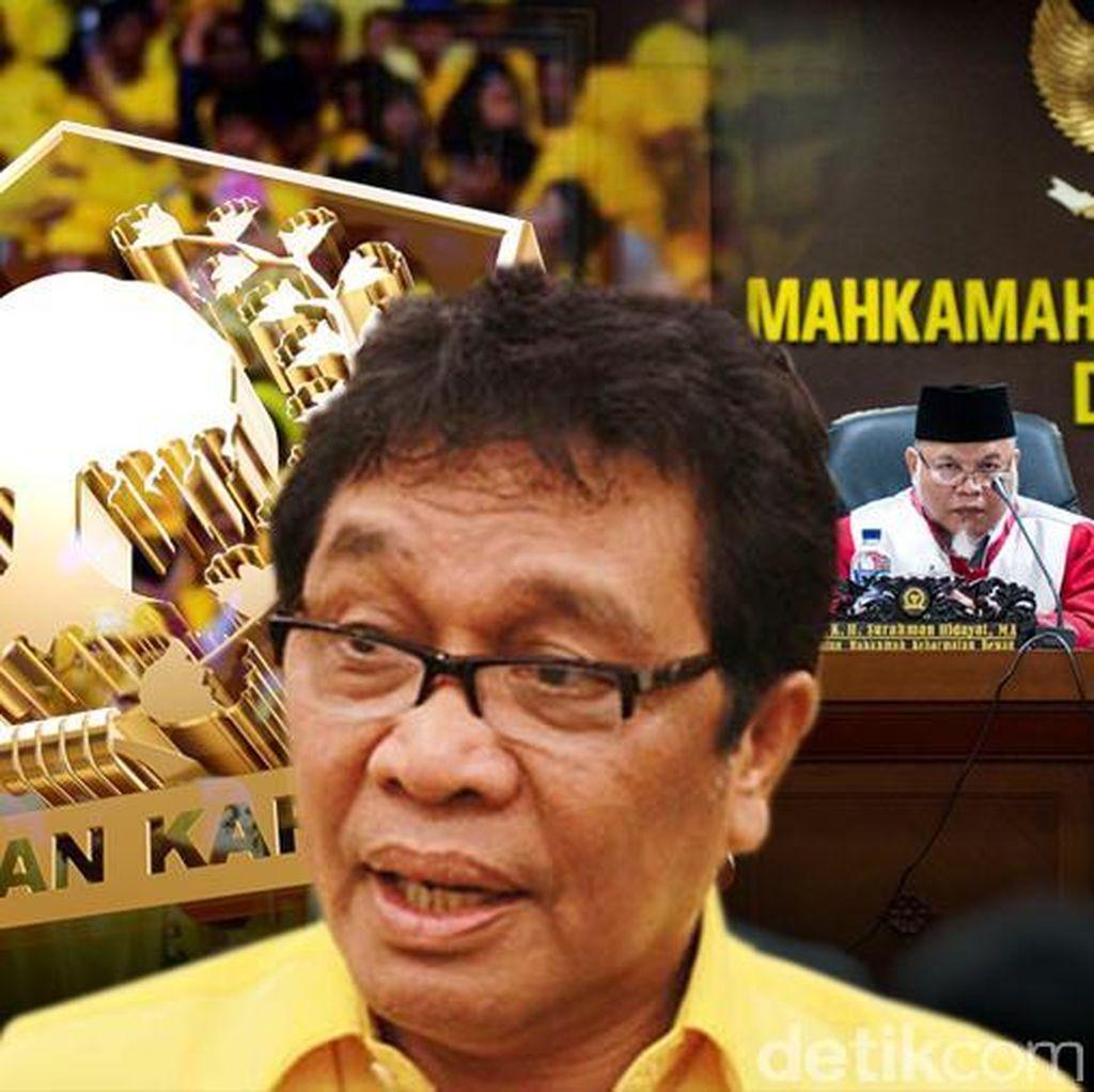 Loyalis Novanto, Ridwan Bae Pertanyakan Integritas Ade Komarudin