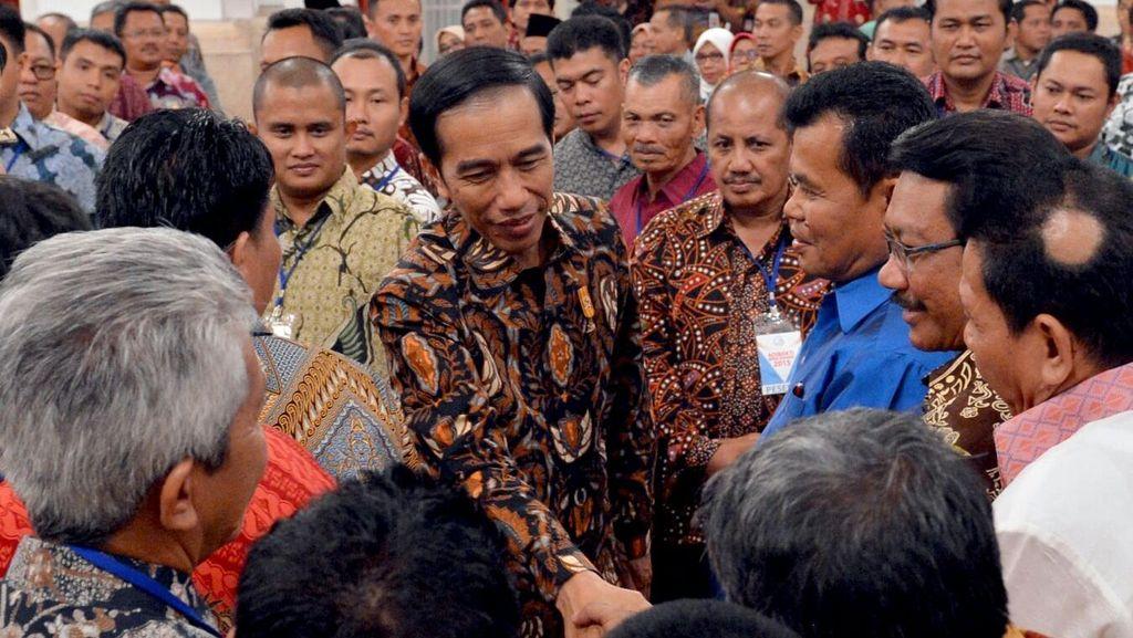 Jokowi Lantik Dubes RI untuk Negara Sahabat, ini Daftar Namanya