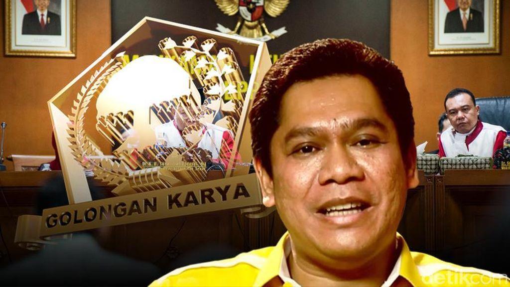Ada Perubahan dari F Golkar, Adies Kadier Kini Jadi Pimpinan MKD