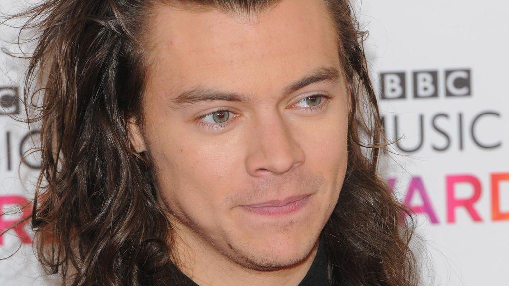 Foto Harry Styles Berambut Pendek Ini Bikin Heboh Internet