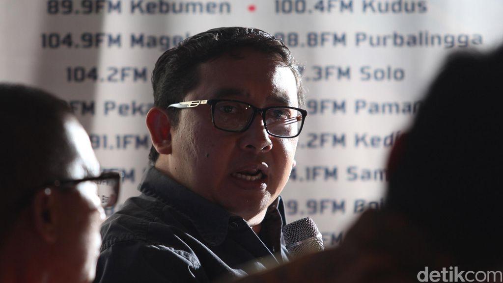 Fadli Zon: Anggota DPR dan PNS Tak Perlu Mundur Jika Maju Pilkada