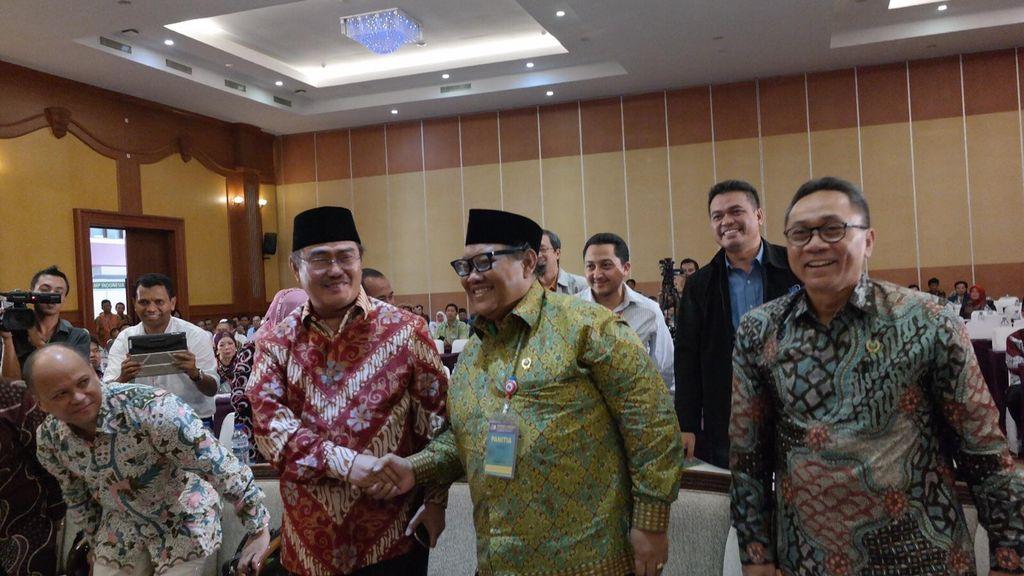 Jimly Asshiddiqie Terpilih Jadi Ketua Umum ICMI