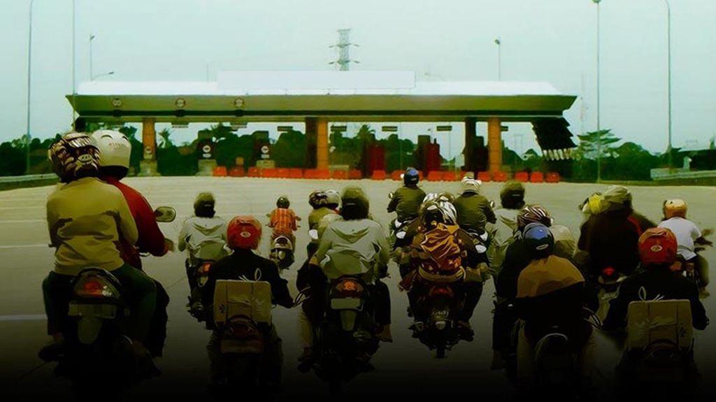 Polisi: 6 Orang Pemotor Ditangkap Terkait aksi Penerobosan Tol Priok