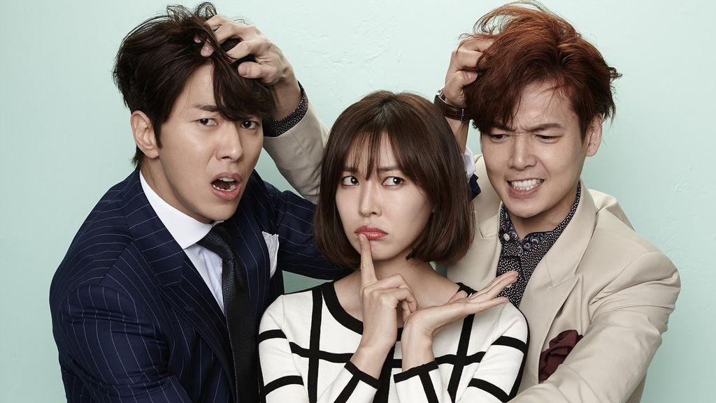 Asyiknya Tahun Baru Ditemani Drama Korea Beating Again