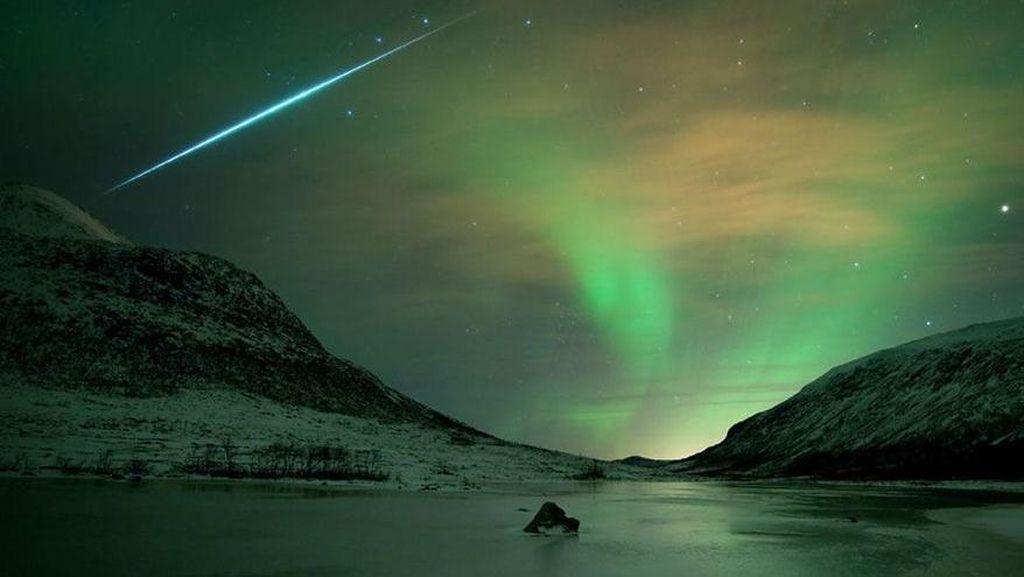 Ayo Saksikan Indahnya Hujan Meteor Geminid di Langit Utara Nanti Malam