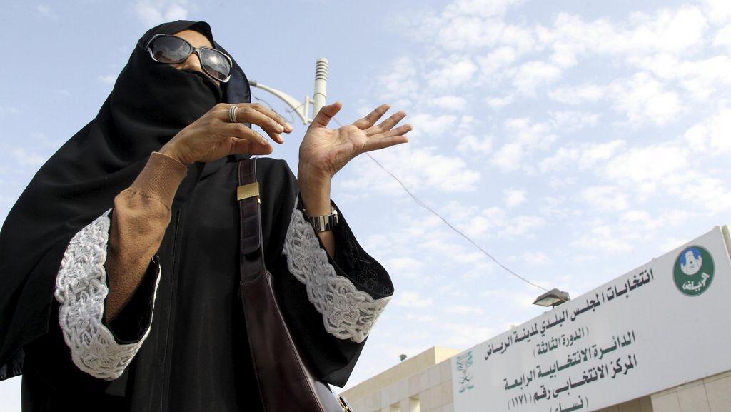 AS: Keterbukaan Pemilu Arab Saudi untuk Wanita Jadi Tonggak Sejarah