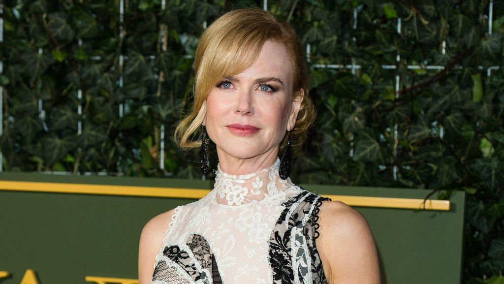 Nicole Kidman Tak Menyesal Pernah Menikah dengan Tom Cruise