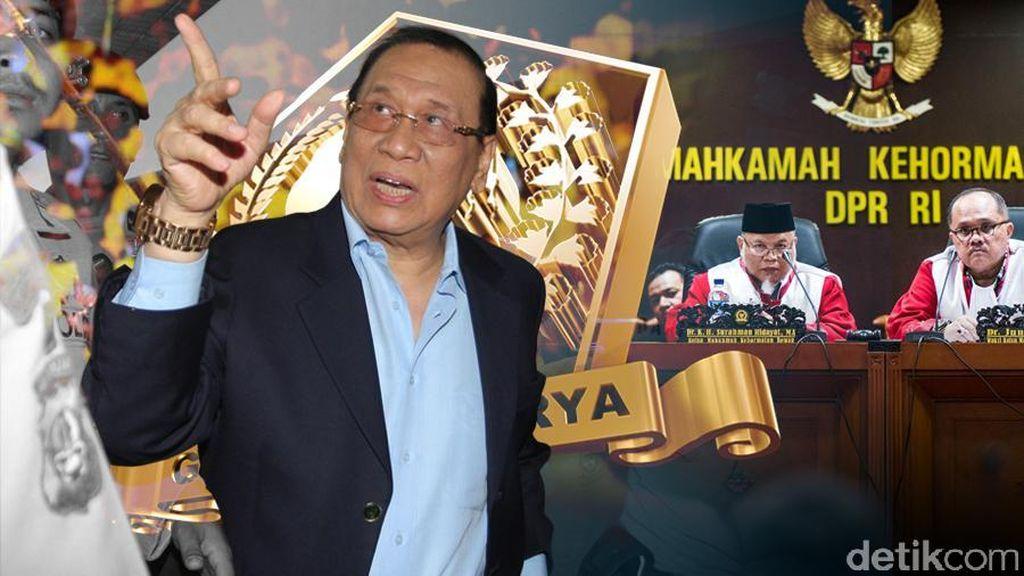 Loyalis Novanto Sebut 3 Nama yang Berpeluang Gantikan Akom Jadi Ketua DPR