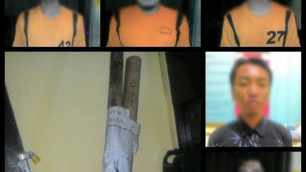 Anggota Geng Motor Kejam di Sukabumi yang Aniaya Warga Hingga Lumpuh Dibekuk