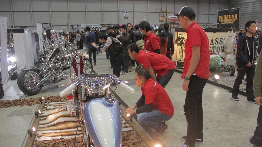 Pemenang Honda Modif Contest Timba Ilmu di Jepang