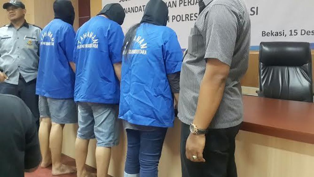 Edarkan Uang Palsu, Ibu Rumah Tangga di Bekasi Ditangkap