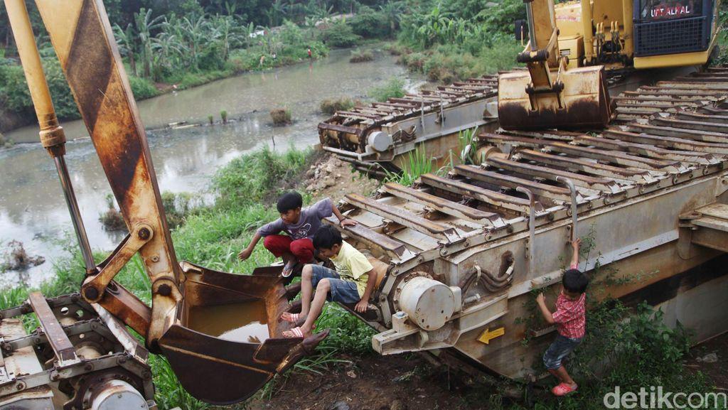 Ahok: Pembangunan Waduk Brigif di Jagakarsa Jalan Terus