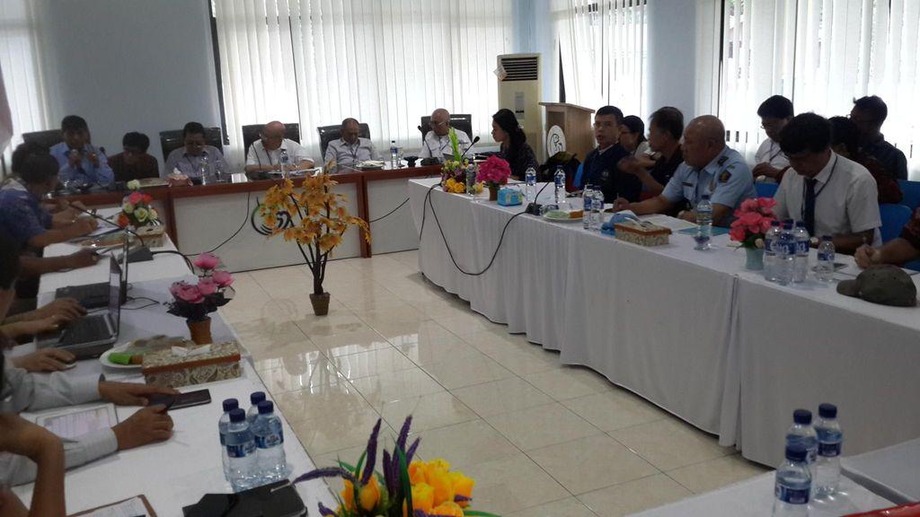 Kementerian Kelautan Mediasi Gaji dan Pemulangan ABK Asing di Ambon