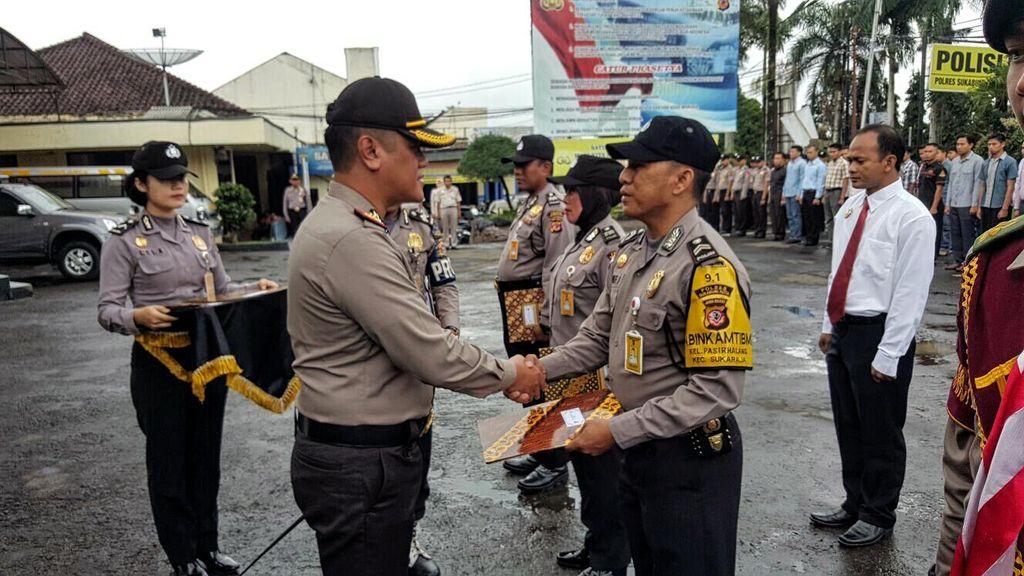 Jago Bela Diri, Polisi di Sukabumi Berhasil Lumpuhkan Penjahat Berpistol
