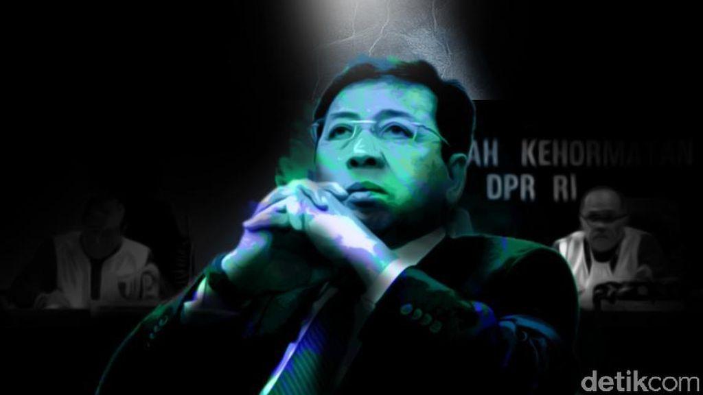 PDIP Sindir Golkar Pernah Sanksi Berat Novanto di Kasus Papa Minta Saham
