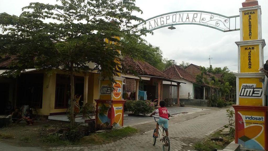 Gang Ponari Satu-satunya Sisa Ketenaran Si Dukun Cilik dari Jombang