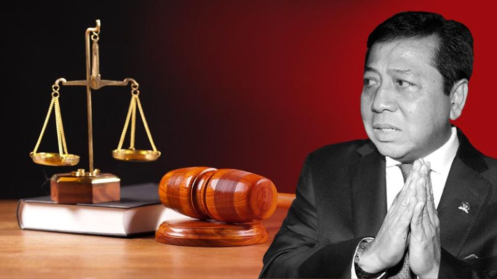 Jampidsus Arminsyah: Novanto Saksi Kunci, Dia yang Rugi Kalau Mangkir