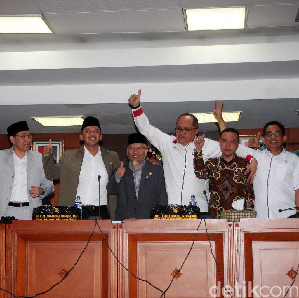 Surahman Diadukan Fahri, Ketua MKD DPR Kini Dijabat Politikus Gerindra