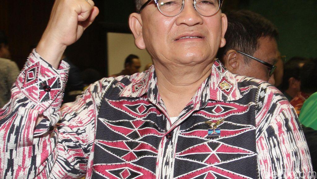 Ruhut: Apa Pak SBY Berani Pecat Aku?