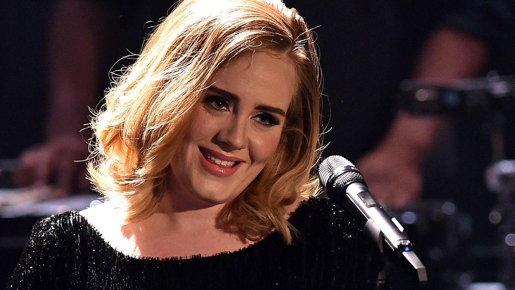 Takut Mati, Alasan Adele Berhenti Merokok