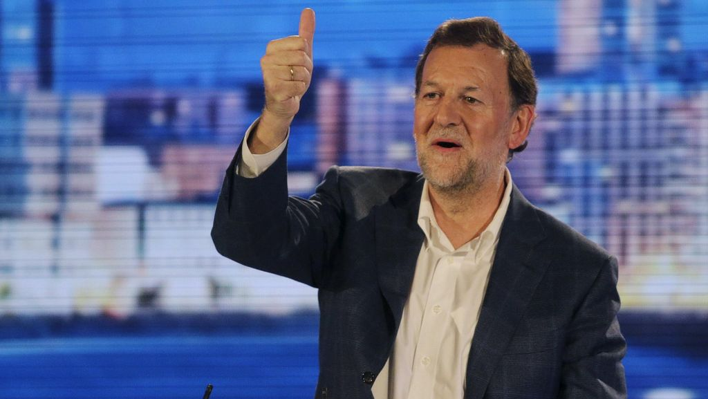 ABG yang Tonjok PM Spanyol Dikirim ke Tahanan Remaja