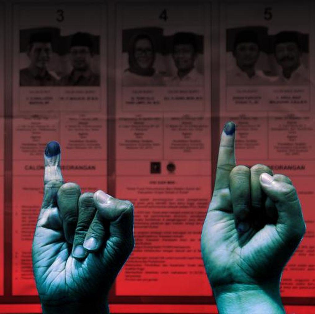 Tim Syber Crime Polda Patroli Antisipasi Buzzer SARA di Pilkada DKI