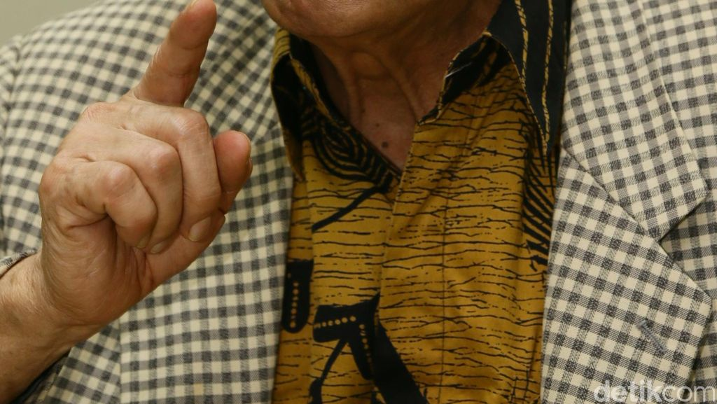 AM Fatwa: Ahok Beda dengan Ali Sadikin