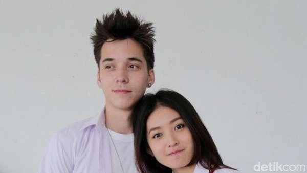 Aih, Stefan William dan Natasha Wilona Lengket Banget